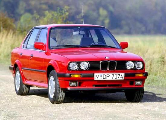 BMW E30 001