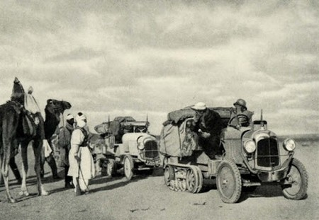 Citroen Kegresse Sahara