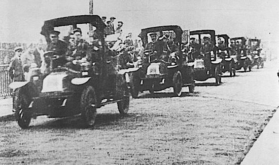 taxis de la Marne (1)