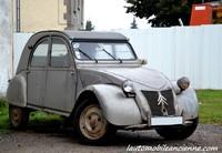 citro n 2cv az 1958 l 39 automobile ancienne. Black Bedroom Furniture Sets. Home Design Ideas