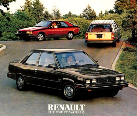 Renault gamme 84