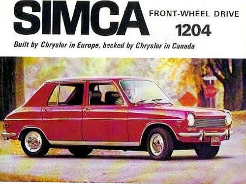 Simca 1204