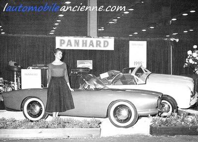 Panhard Dyna Junior par Howard Dutch Darrin