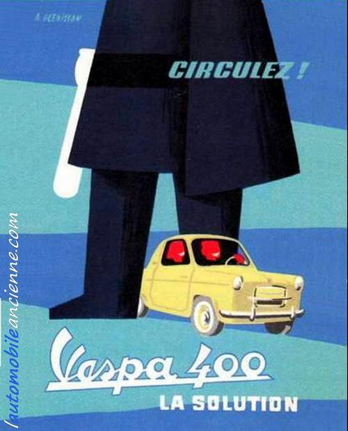 Acma Vespa 400