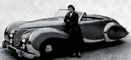 Talbot-Lago T26 Record Cabriolet par Saoutchik (1)