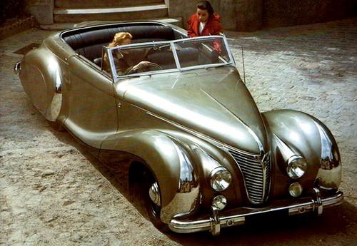 Talbot-Lago T26 Record Cabriolet par Saoutchik (3)