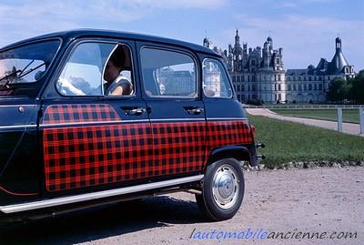 Renault 4 Super Parisienne Elle