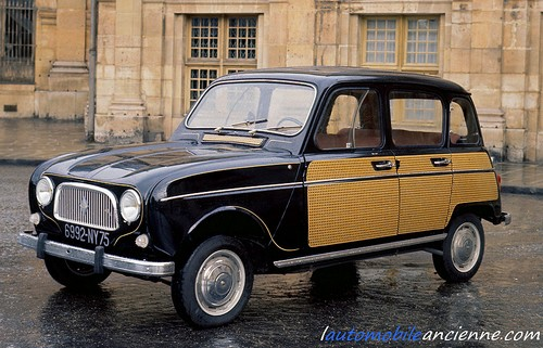 renault 4 parisienne 1963 1967 l 39 automobile ancienne. Black Bedroom Furniture Sets. Home Design Ideas