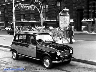 Renault R4 Parisienne