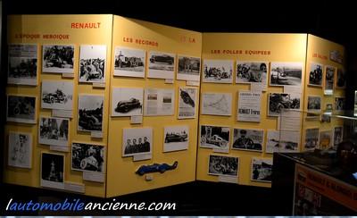 Renault record de vitesses