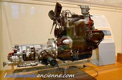 Coupe moteur Ventoux