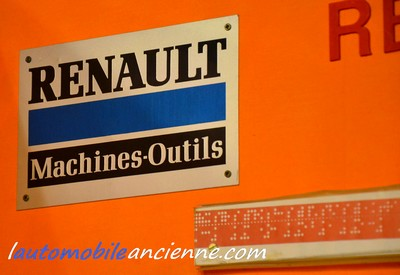 Renault Machines-Outils