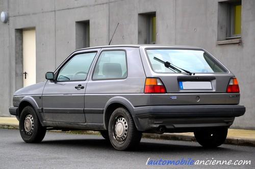Volkswagen Golf II 55