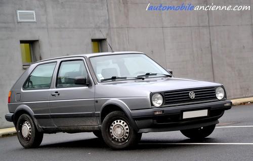 Volkswagen Golf II (4)