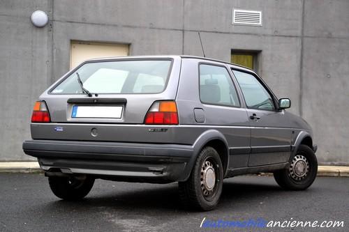 Volkswagen Golf II (6)