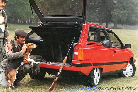 Citroën BX dyana (heuliez) 1.2