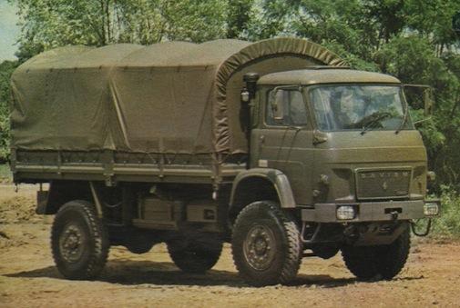 Saviem TRM4000