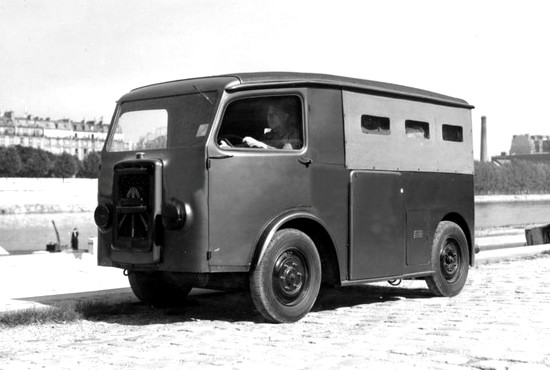 Citroen TUB (photo 2)