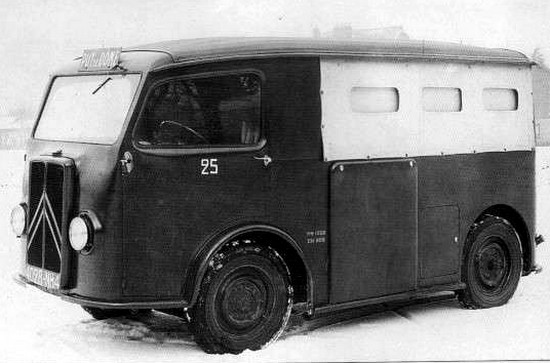 Citroen TUB (photo 5)