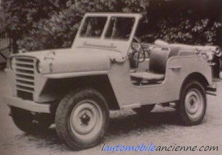 Peugeot 203R (1.2)