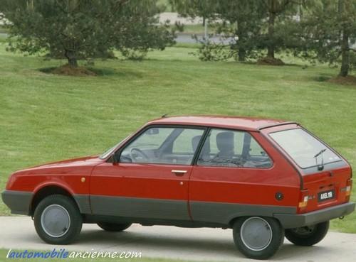 Citroën Axel 11R