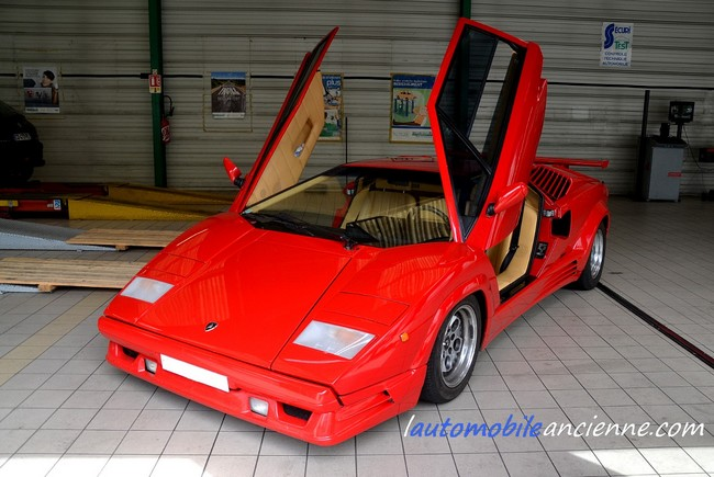 Lamborghini Countach 25th anniversary (01)