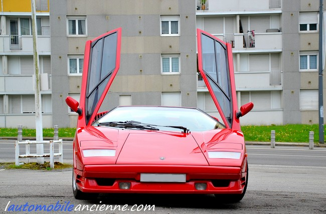 Lamborghini Countach 25th anniversary (02)