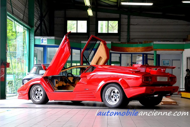 Lamborghini Countach 25th anniversary (05)