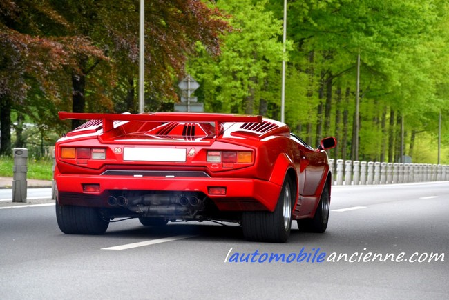 Lamborghini Countach 25th anniversary (06)