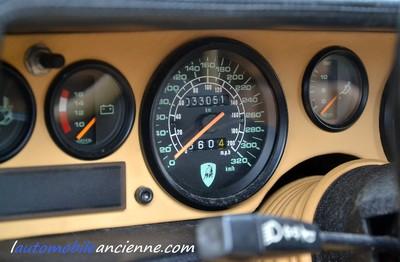 Lamborghini Countach 25th anniversary  - detail 01