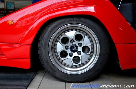 Lamborghini Countach 25th anniversary  - detail 03