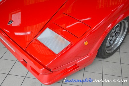 Lamborghini Countach 25th anniversary  - detail 05