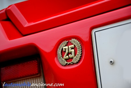 Lamborghini Countach 25th anniversary  - detail 08