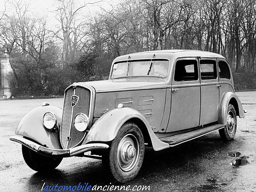 peugeot 601 1934 1935 l 39 automobile ancienne. Black Bedroom Furniture Sets. Home Design Ideas