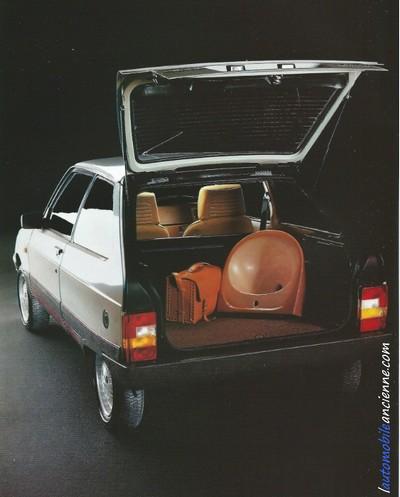 Citroën Axel Entreprise