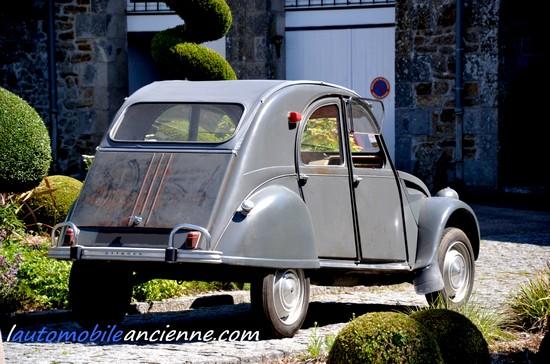 Citroën 2CV AZAM ENAC (1965) 04