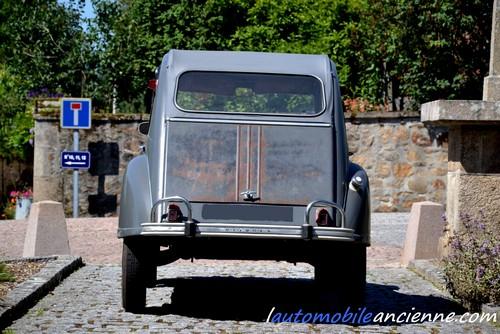 Citroën 2CV AZAM ENAC (1965) 05