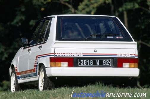 Citroën Visa 1000 pistes - 03