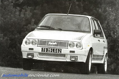 Citroën Visa 1000 pistes - 04
