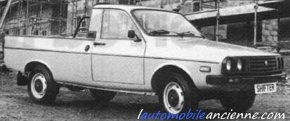 Dacia 1300 pick-up 1