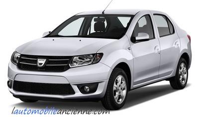 Dacia Logan MkII