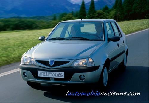 Dacia Solenza (2)