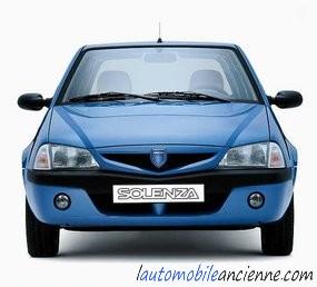 Dacia solenza (1)