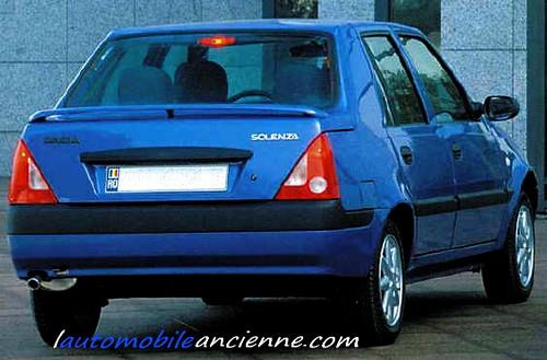 Dacia solenza (4)