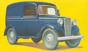 Datsun 4146 panel van (1)
