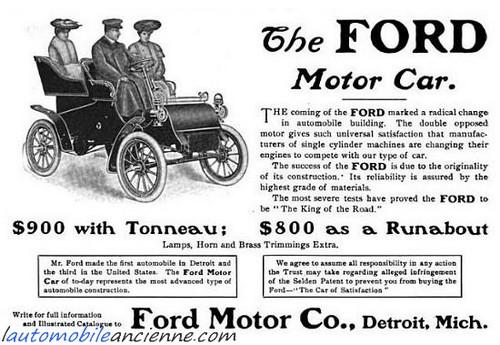 Ford A - publicité 1903 (1)