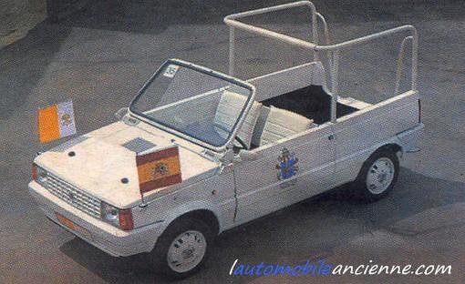 Seat Panda papamobile (1)