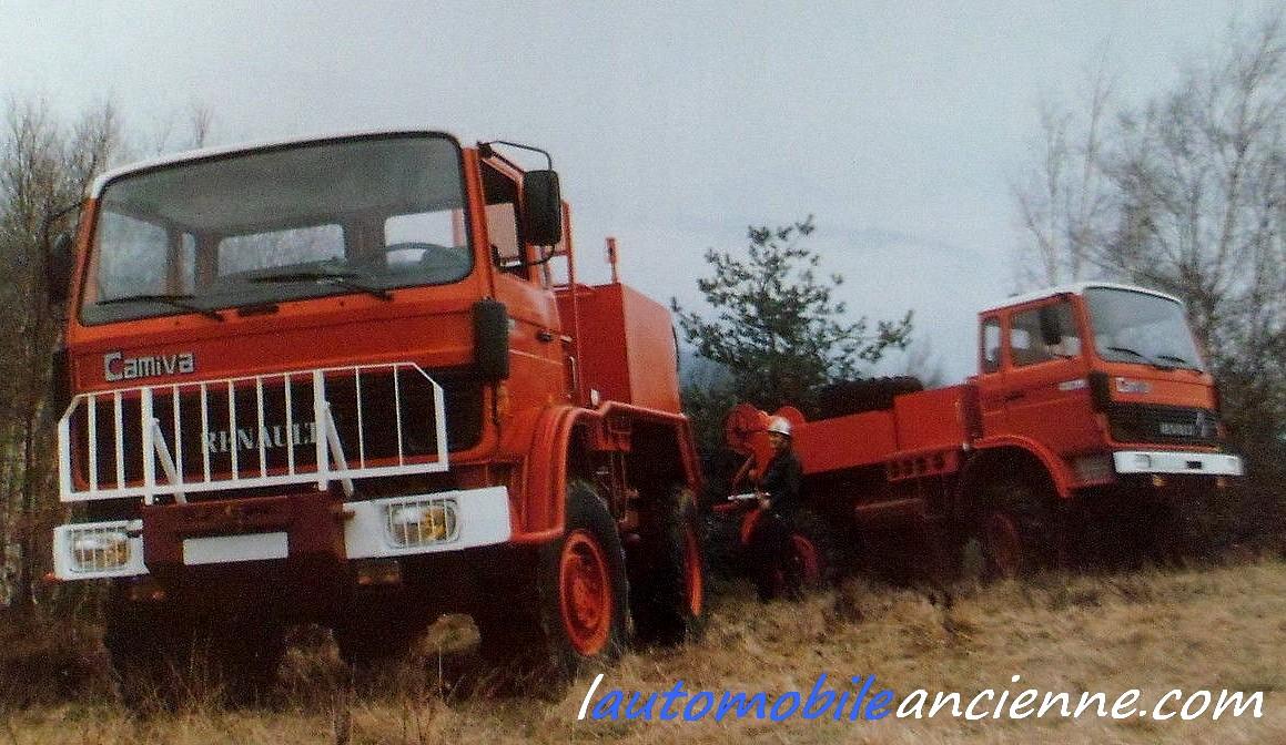 TRM2000 pompiers