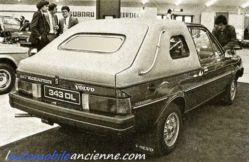 Volvo 343 Chapron (1)
