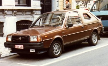 Volvo 343 Chapron (colors)